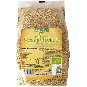 YNSADIET Semillas de sésamo tostado ecológicas Envase 350 g