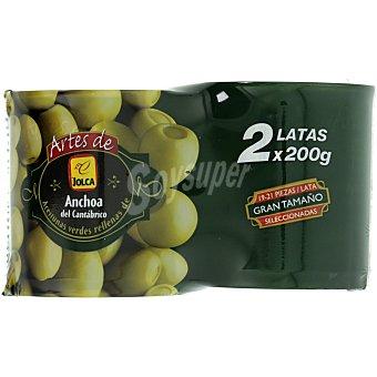 Jolca Aceit rell anchoa p2 Lata 170GR