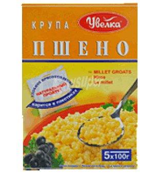 Ybeaka Mijo limpio pack de 5x100 g