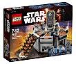 Juego de construcciones con 231 piezas Cámara de congelación en carbonita, ref. 75137, incluye 3 figuras Star Wars 1 unidad LEGO