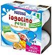 Postre lácteo petit de frutas variadas Pack 4 u x 100 g  Iogolino Nestlé