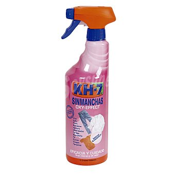 KH-7 Sinmanchas - Quitamanchas Coloreadas Prelavado Pulverizador 750 ml