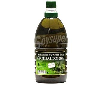GIBALTORRE Aceite oliva virgen extra 2 Litros