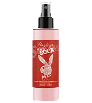 PlayBoy Colonia Body Mist Rock 200 ml