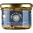 Lomos de bonito en aceite de oliva virgen extra de agricultura ecológica Frasco 380 g Olasagasti