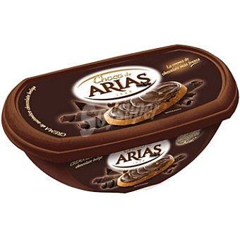Choco de Arias Crema de chocolate belga Tarrina 250 g