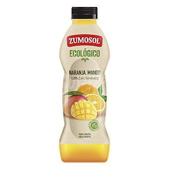 Zumosol Zumo de naranja y mango ecológico exprimido Botella 75 cl