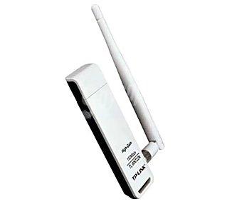 TP-LINK Adaptador Usb Wifi TL-WN722N, 150 Mbps 150 Mbps