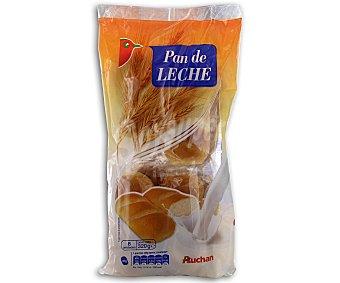 Auchan Pan de leche 8 unidades (320 g)