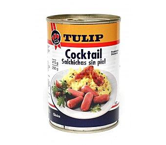 Tulip Salchichas Cocktail de cerdo sin piel 250 Gramos