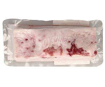 Auchan Producción Controlada Taco de tocino envasado al vacio de cebo ibérico de cerdo 125 gramos aproximados