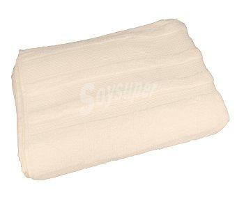 Actuel Toalla de ducha color blanco 80% algodón, 600 gramos/metro² de densidad, 70x140 centímetros 1 unidad