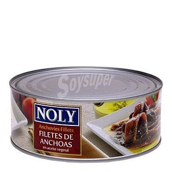 Noly Filete de anchoas en aceite vegetal 680 g