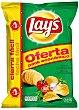 Patatas fritas lisas con sabor campesina receta campesina Bolsa de 250 g Lay's
