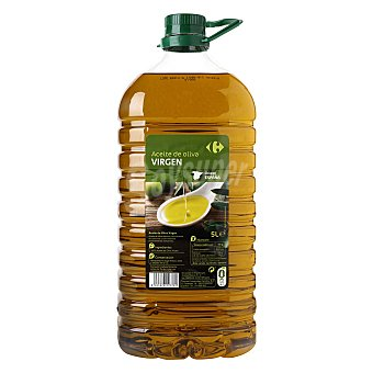 Carrefour Aceite de oliva virgen Carrefour Garrafa 5 l