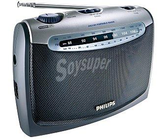 Philips Radio de sobremesa AE2160 analógica de onda corta analógica de onda corta