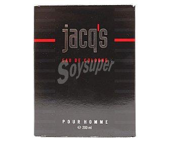 Jacq's Colonia para hombre jaq´s 200 ml