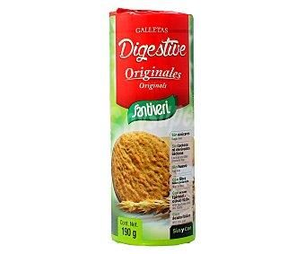 Santiveri Galletas Digestive sin azúcar Envase 190 g