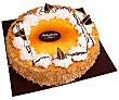 Tarta con nata y yema 1100 g San marcos