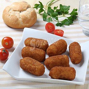 Carrefour Croquetas de pollo Bandeja de 250.0 g.
