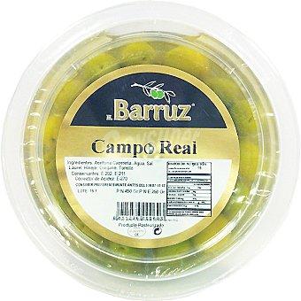 Barruz Aceitunas de Campo Real Envase 250 g neto escurrido