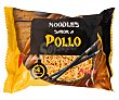 Noodles sabor pollo 85 g Auchan