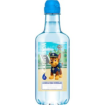 Cabreiroá Agua mineral natural botella 33 cl con tapón Sport 33 cl