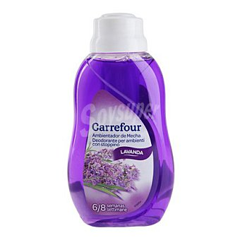 Carrefour Ambientador mecha lavanda 375 ml