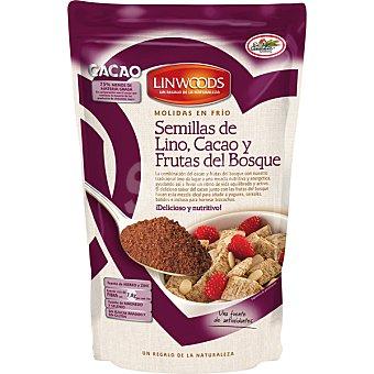 Linwoods Linaza molida con bayas de cacao Envase 360 g