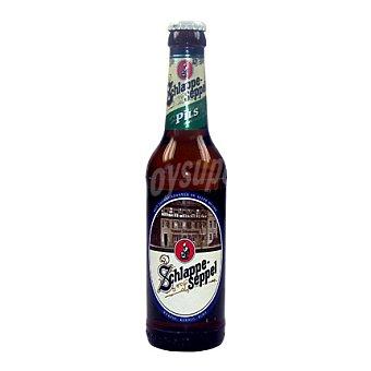 SCHLAPPE-SEPPEL Cerveza Pils 33 cl