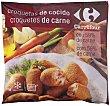Croquetas de cocido 400 g Carrefour