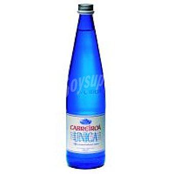 Cabreiroá Única Agua mineral Botella 75 cl