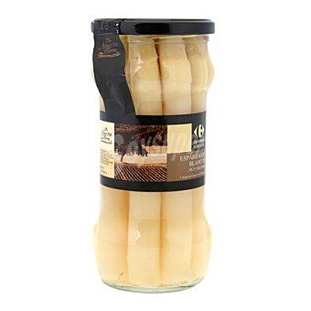 Carrefour Selección Espárragos blancos extras muy gruesos 9/12 325 g