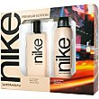 Blush estuche con eau de toilette femenina natural spray 100 ml + desodorante Spray 200 ml Nike