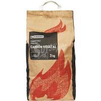 Eroski Carbón vegetal Saco 3 kg