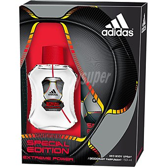Adidas Eau de toilette natural masculina spray Special Edition Extreme Power 100 ml + desodorante spray 150 ml Spray 100 ml