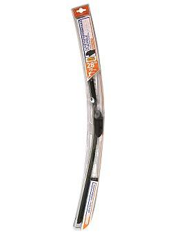 ROLMOVIL Limpiaparabrisas Flexible de 700 Milímetros de Longitud, 6 Adaptadores de Ajuste 1 Unidad