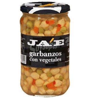 JA'E Garbanzso con verduras 400 g