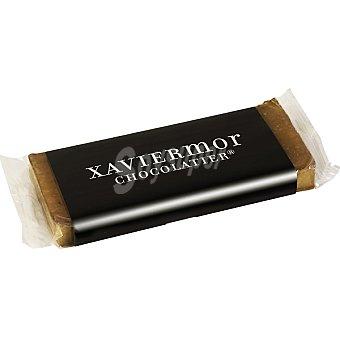 XAVIER MOR CHOCOLATIER Turrón artesano de yema sin azúcar Envase 200 g