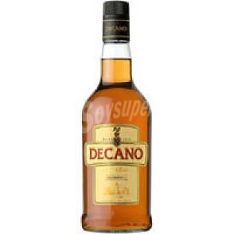 Decano Bebida Espirituosa Botella 70 cl