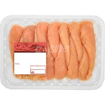 PUJANTE Solomillos de pollo peso aproximado Bandeja 450 g