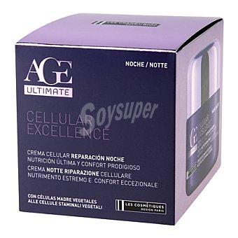 Les Cosmetiques Crema facial celular reparación noche - Age Ultimate 50 ml