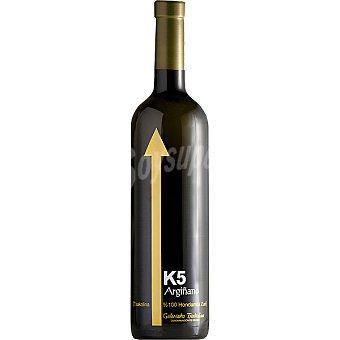 Arguiñano Vino blanco K5 txakoli D.O. Getariako Txakolina  Botella 75 cl