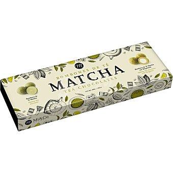 MI&CU GOURMET Bombones surtidos de té matcha y matcha bergamota Estuche 200 g