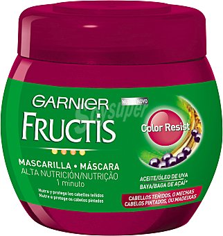 Fructis Garnier Mascarilla Fructis Color Resist Garnier 400 ml