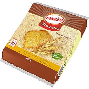 Panrico Biscottes integrales paquete 300 g Paquete 300 g