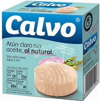 Calvo Atún claro al natural Lata 112 g