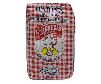 LAS PANAERAS SEVILLANAS Harina de trigo, especial repostería 1 kilogramo