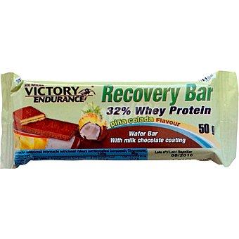 VICTORY ENDURANCE Wafer de proteínas 32% sabor piña colada  envase de 50 g