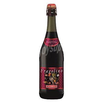 Fragolino Vino espumoso italiano 75 cl